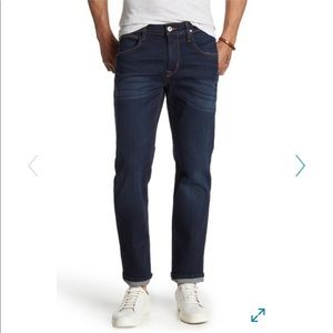 Hudson Men's Byron Straight Leg Jeans